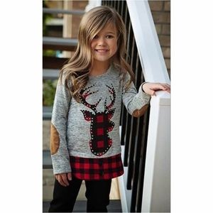 Other - GIRL HOLIDAY REINDEER OUTFIT
